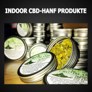 Indoor CBD-Hanf