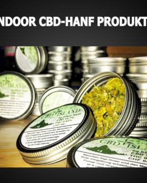 Indoor CBD-Hanf